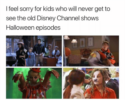 disney halloween and sorry l feel sorry for kids who will never get
