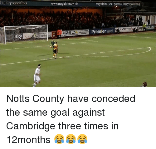 🔥 25+ Best Memes About Notts County | Notts County Memes