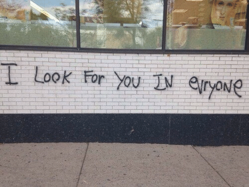You, For, and Look: L Look For you TN eryove