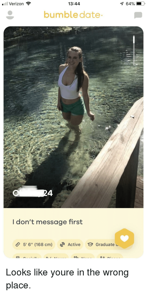 is bumble location ever wrong