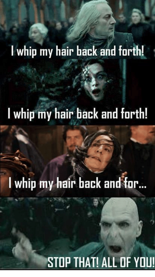 l whip my hair back and forth i whip my 5862458 ✅ 25 best memes about i whip my hair back and forth i whip my