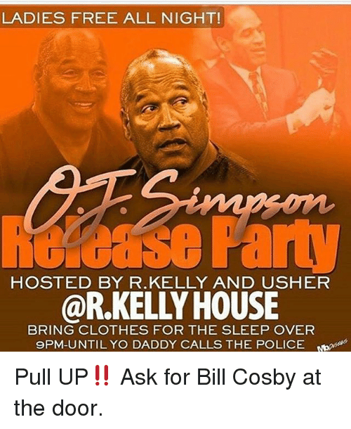 Bill Cosby Clothes and Memes LADIES FREE ALL NIGHT! Gcase Part @  sc 1 st  Me.me : bill door - pezcame.com