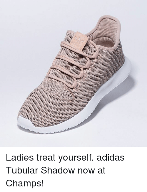 huge selection of a43d2 d63ab Ladies Treat Yourself Adidas Tubular Shadow Now at Champs ...