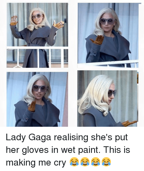 lady-gaga-realising-shes-put-her-gloves-