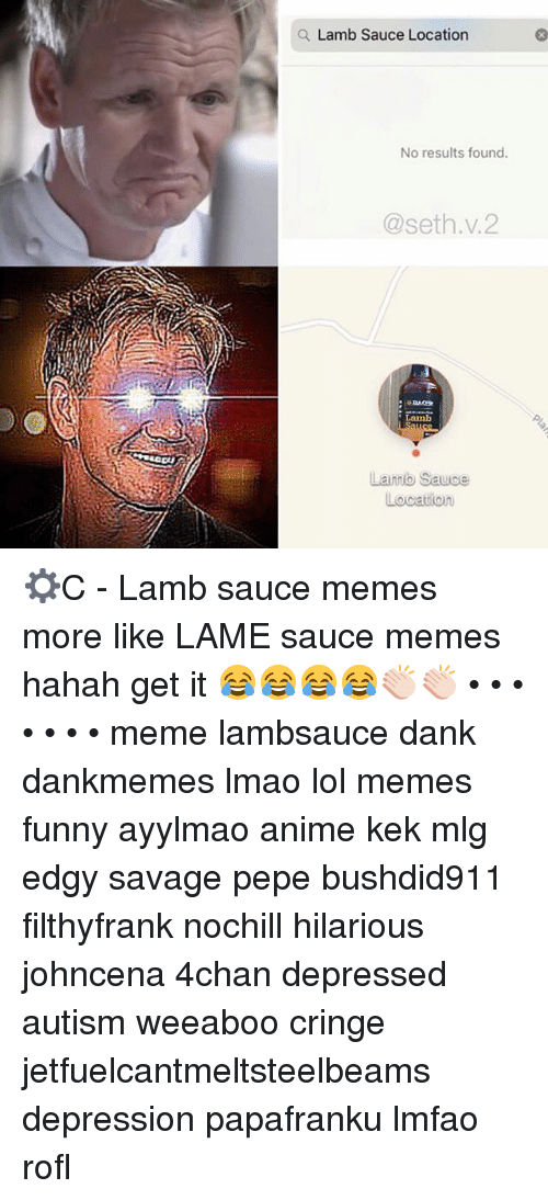 Lamb Sauce Location No Results Found V 2 Lamb Sauce C Lamb
