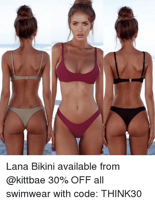8857487ca Lana Bikini Available From 30% OFF All Swimwear With Code THINK30 ...