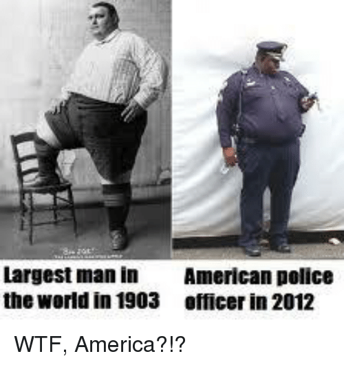 should america police the world