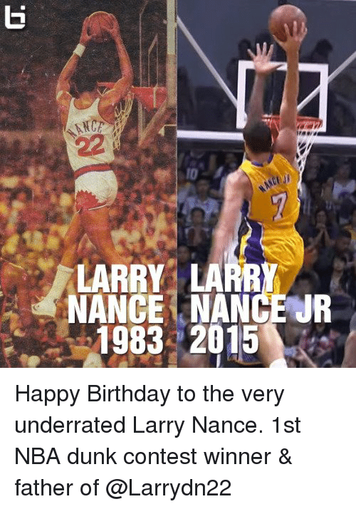 LARRY LARR JR 1983 2015 Happy Birthday to the Very Underrated Larry ... 3bf93cd710b3