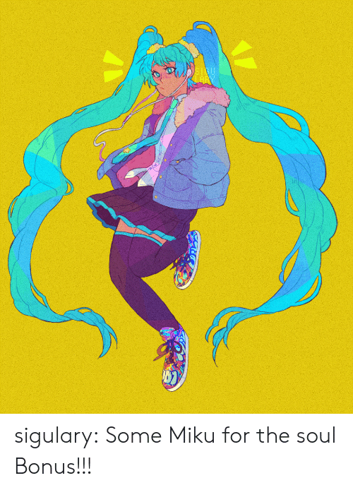 Target, Tumblr, and Blog: LARY sigulary: Some Miku for the soul Bonus!!!