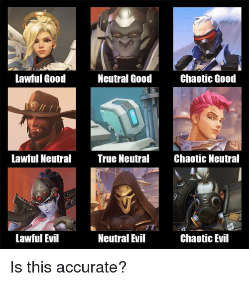 Chaotic neutral