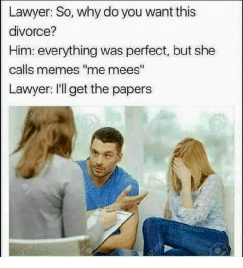 How to tell him you want a divorce