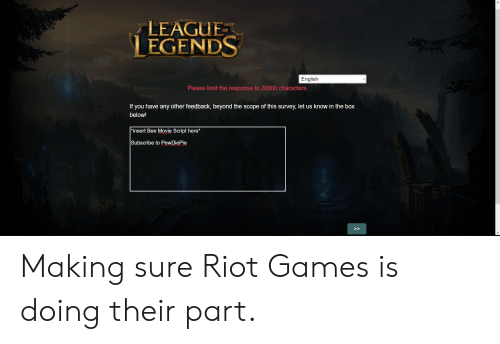 LEAGUE LEGENDS OF English Please Limit the Response to 20000