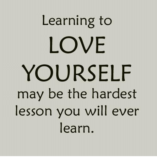 Learn from yourself