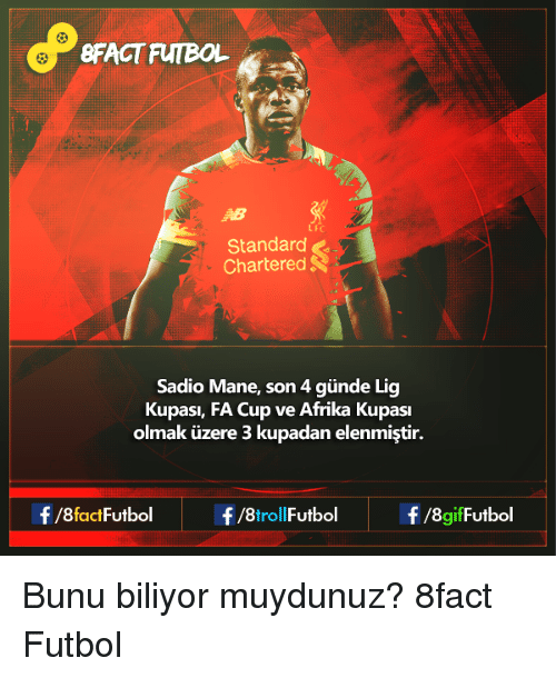 Memes, 🤖, and Fa Cup: LEC Standard Chartered Sadio Mane, son 4
