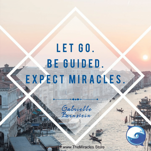 Memes, Miracles, and 🤖: LET GO  BE GUIDED  EXPECT MIRACLES  Gabvielle  www.TheMiracles.Store