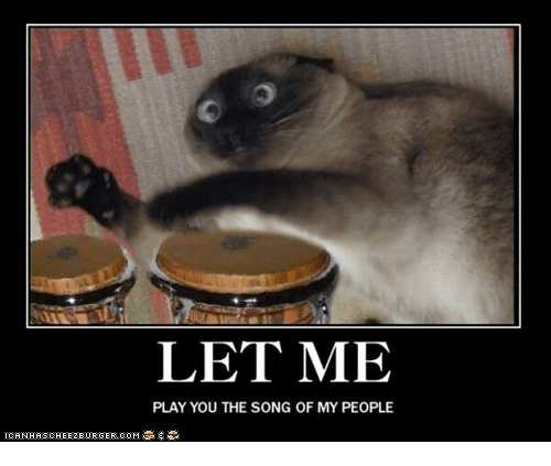 I shall play you the song of my people - YouTube