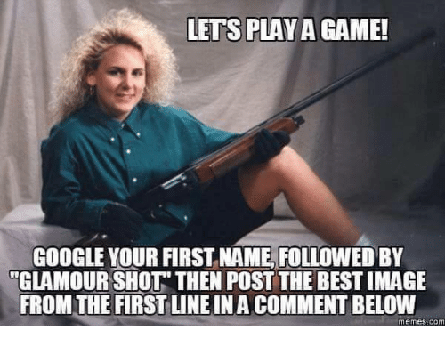 lets playa game google your first name followedby glamour shot 5253168 lets playa game! google your first name followedby glamour shot