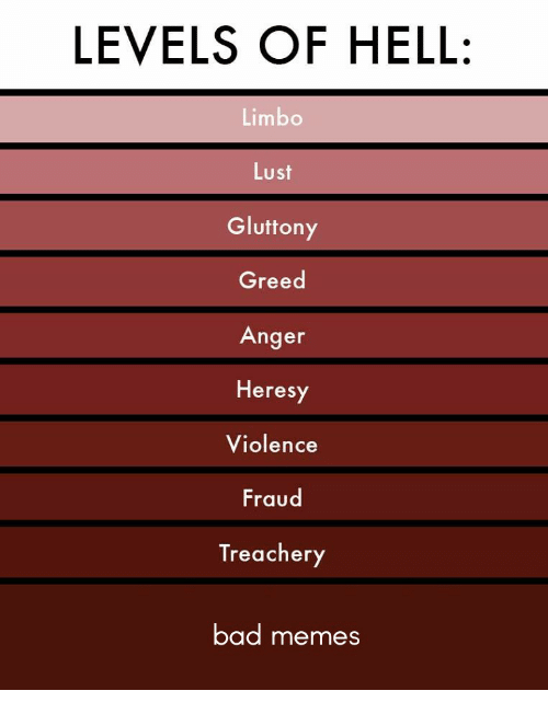 why is greed bad