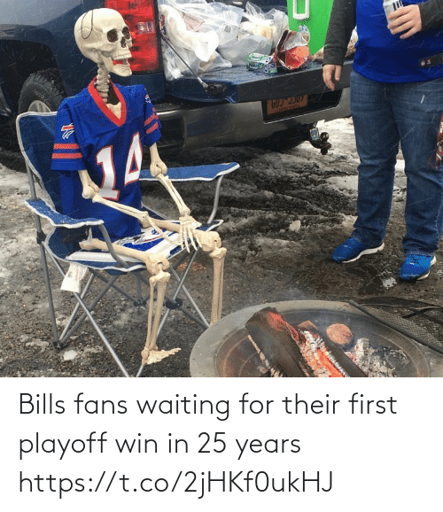 Football, Nfl, and Sports: li  ATREBE SEAl  Acon Bills fans waiting for their first playoff win in 25 years https://t.co/2jHKf0ukHJ