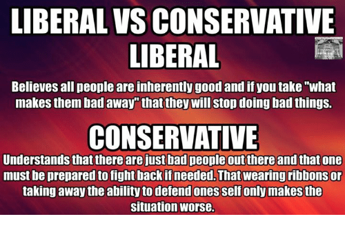 25 best liberal vs conservative memes difference memes