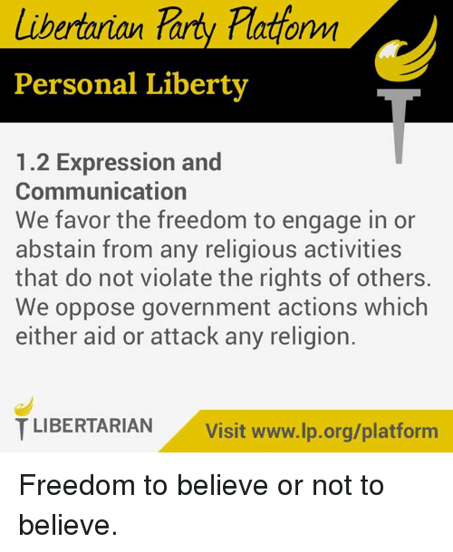freedom of belief and religion article 18