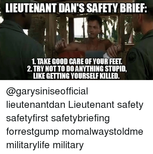 company safety brief in the military However little known the feelings or views of such a company may be on first   an invitation to the safety brief was soon dispatched and already had  i wish i  could say, for the sake of the army, that the accomplishment of his.