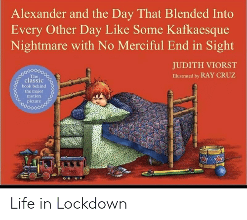 Life, Tumblr, and Com: Life in Lockdown