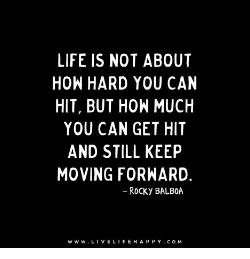 Rocky Balboa Life Is Hard Quote: 25+ Best Memes About Rocky Balboa