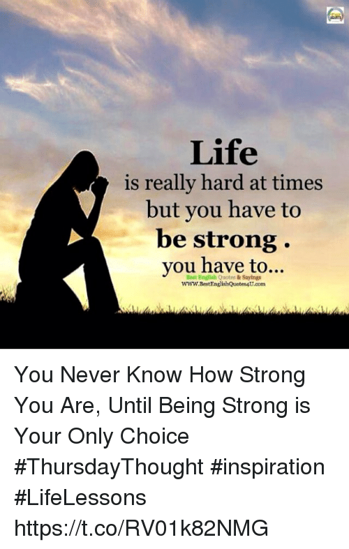 Life, Best, And Quotes: Life Is Really Hard At Times But You Have