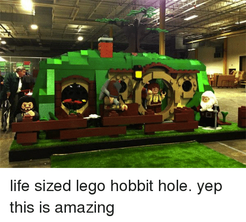 Metro Last Light Theater Acts: 25+ Best Memes About Lego Hobbit
