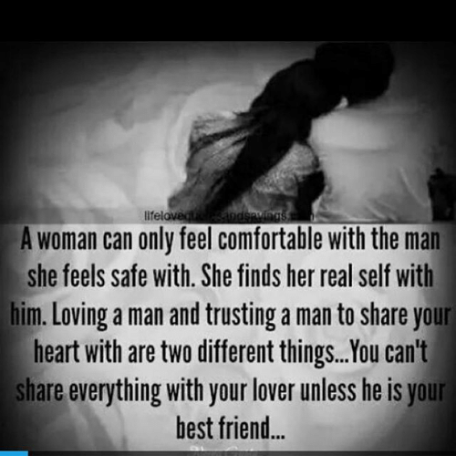 Can a man and a woman be best friends