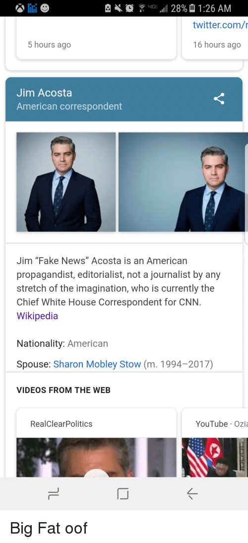 Lig Twittercom 5 Hours Ago 16 Hours Ago Jim Acosta American Correspondent Jim Fake News Acosta Is An American Propagandist Editorialist Not A Journalist By Any Stretch Of The Imagination Who Is Самые новые твиты от sharon d mobley (@frullatto): meme