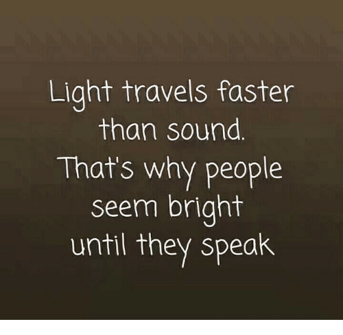 Sound than travels what faster Can wind