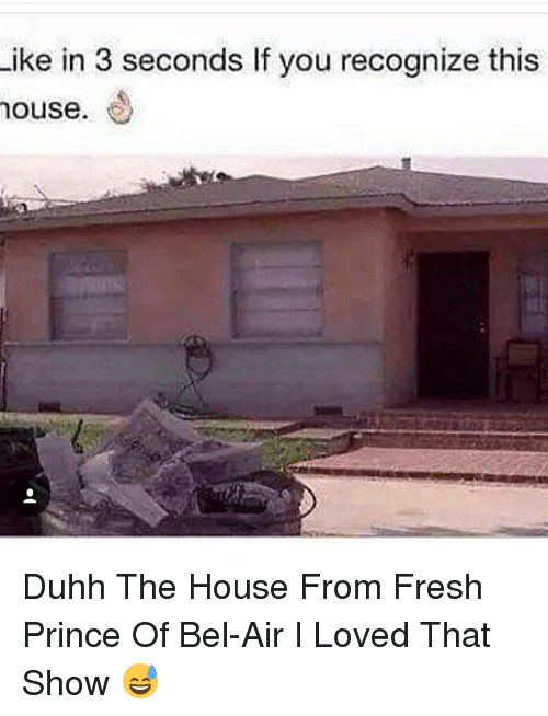 Like In 3 Seconds Lf You Recognize This House Duhh The House From