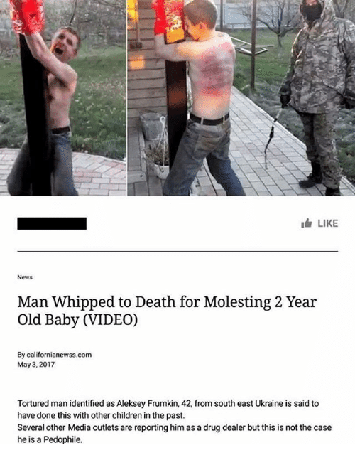 Whipped And Tortured