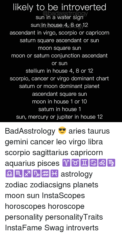 Likely to Be Introverted a Badass Iro Sun in a Water Sign