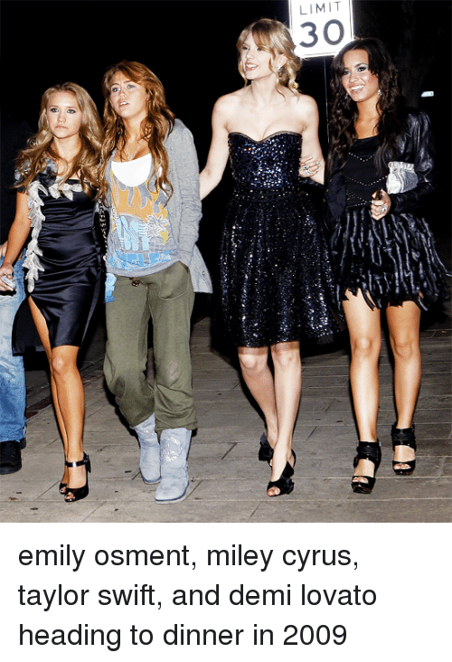 Emily osment and miley cyrus