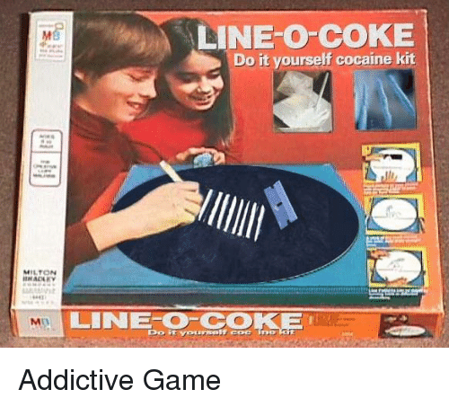 Line o coke do it yourself cocaine kit lton rinadley line cooke addicted cocaine and game line o coke do it yourself cocaine kit lton solutioingenieria Gallery