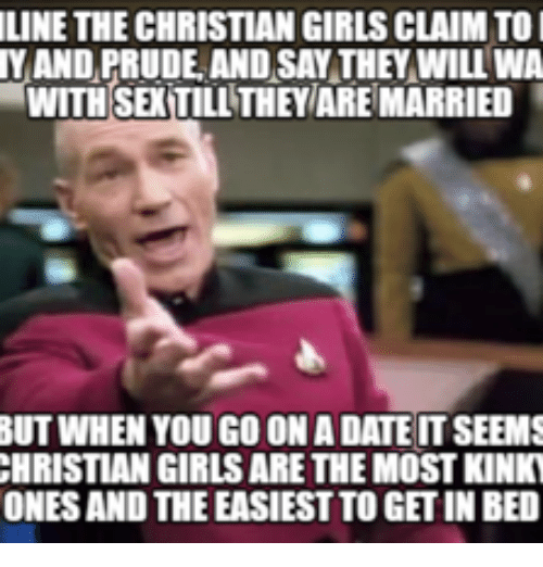 dating a very christian girl