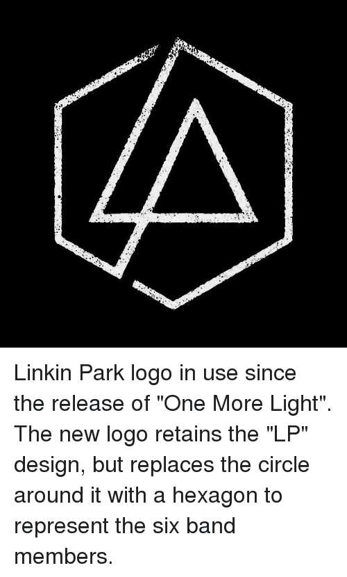 Linkin Park Logo In Use Since The Release Of One More Light The New