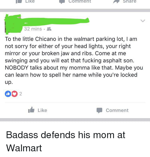 Walmart Parking Lot Fuck
