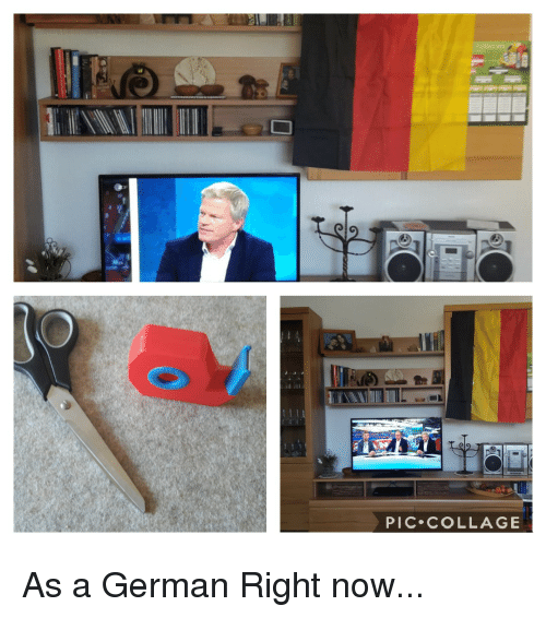 Funny, Collage, and German: lis  PIC COLLAGE