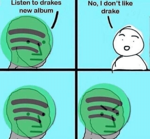 Drake, Drakes New Album, and New Album: Listen to drakes  new album  No, I don't like  drake