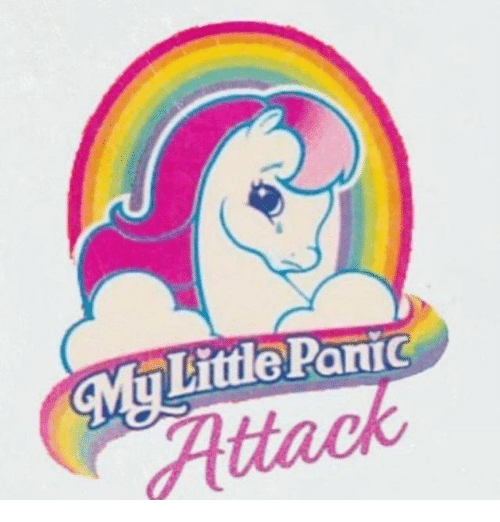 Panic Attack,  Panic, and Attack: Little Panic  Attack