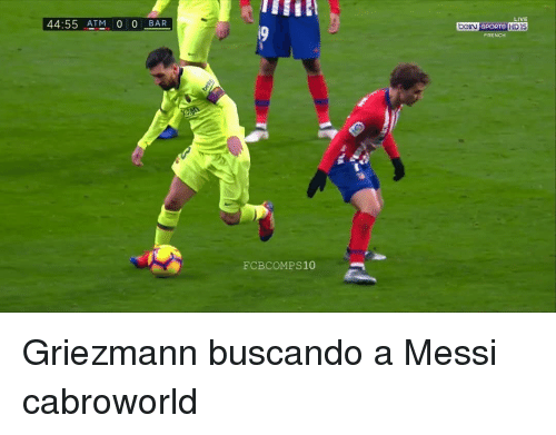 2847047f161 LIVE 4455 ATM 0 0 BAR bSIN SPORTS HDTS FRENCH FCBCOMPS10 Griezmann ...