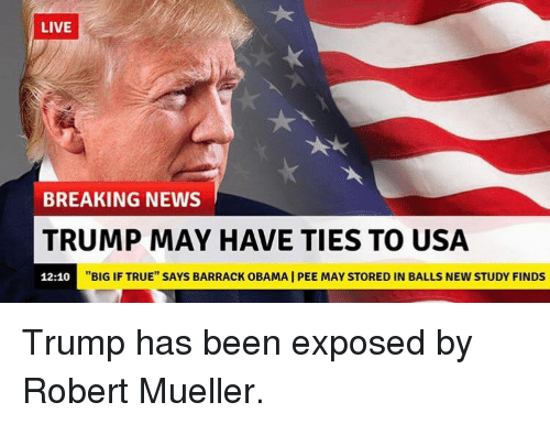 True News Usa >> Live Breaking News Trump May Have Ties To Usa 1210 Big If