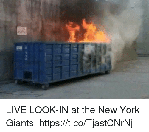 Football, New York, and New York Giants: LIVE LOOK-IN at the New York Giants: https://t.co/TjastCNrNj