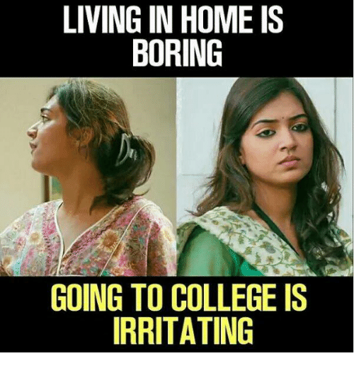 Boring and irritating