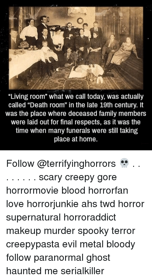 Memes Creepypasta And Haunting Living Room What We Call Today