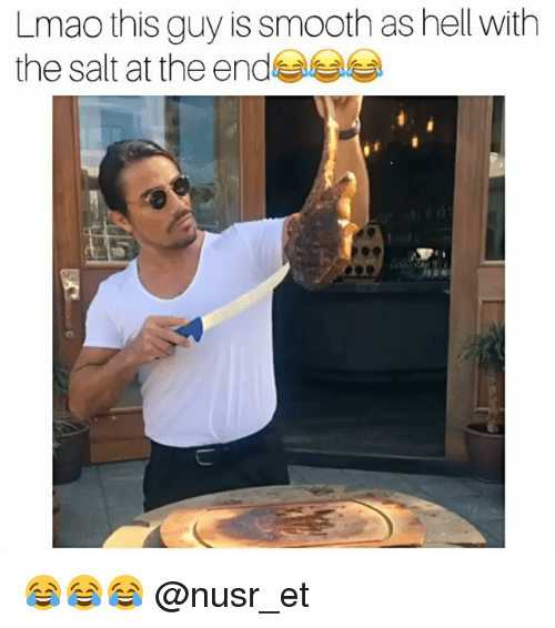 what the hell is salt life